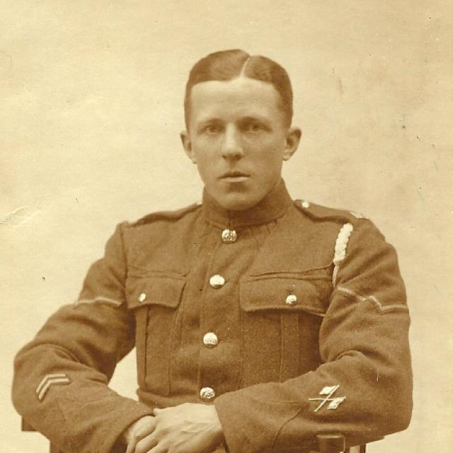 Photograph of albert townley eves