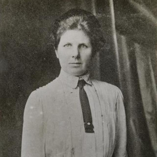 photograph of edith elizabeth taylor