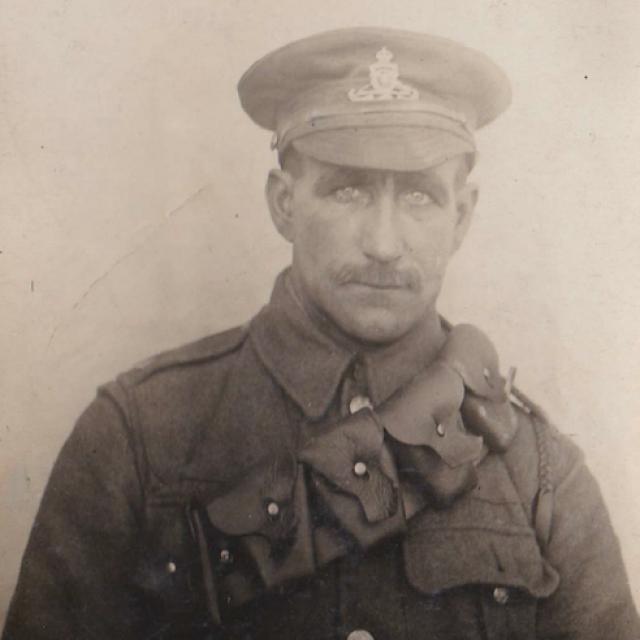 Photograph of James Thomas Wright