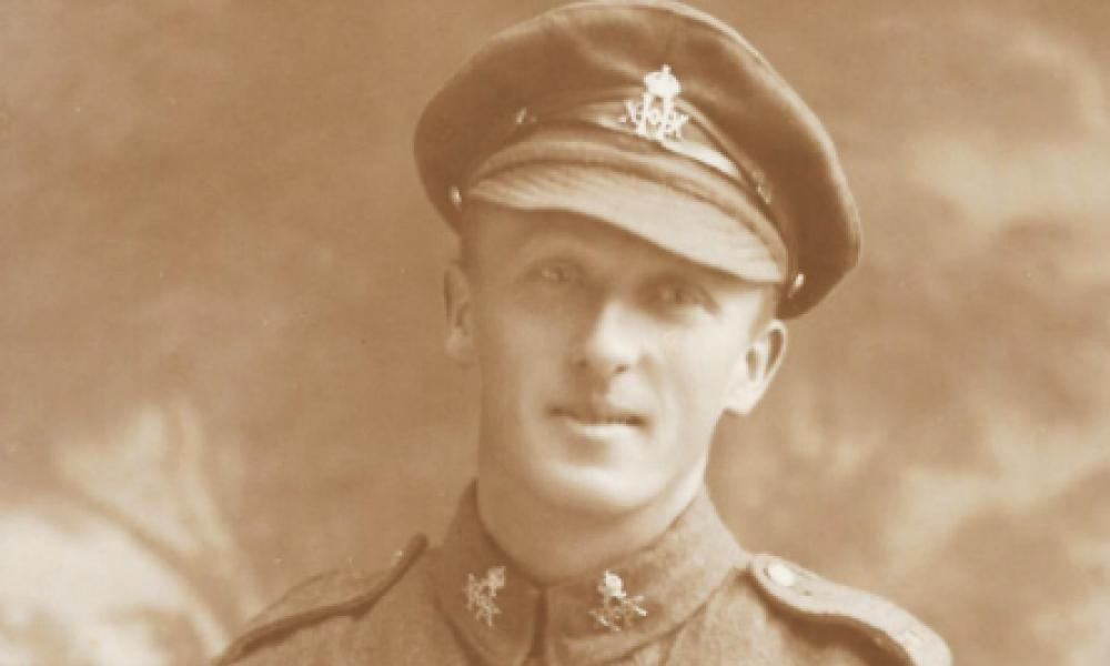 photograph of frank feltham